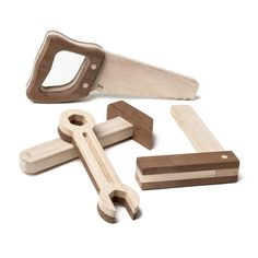 Wooden Tools Fanny and Alexander Toys and Hobbies Children Old Wood, Teak Wood, Fanny And Alexander, Fairy Houses, Wood Toys, Diy Toys, Wooden Diy, Tool Box, Cosplay Costumes