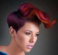 Color and cut. Maybe even the style R worth a try
