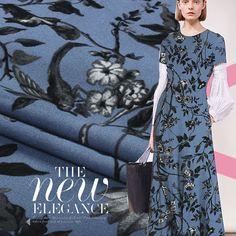 Korean original packaging orders imitation crepe fabrics fashion Jianhong heavy fabric 38 anti wrinkle drape