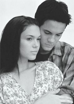 Shane West and Mandy Moore in a Walk to Remember