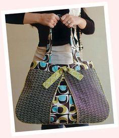 georgie girl handbag pattern by purse strings
