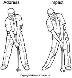 Golf School golf tips hitting irons fat - Howard's Golf focuses on Golf! Find golf tips for beginners, to swing tips on a proper golf stance, and selecting the best equipment. We're talking Golf! Golf Etiquette, Golf Stance, Golf Putting Tips, Golf Videos, Golf Instruction, Driving Tips, Golf Exercises, Golf Tips For Beginners, Golf Training