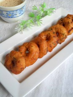 Heres a south Indian delicacy for breakfast or snack time. It is spiced up with ginger and onions. Serve with Coconut chutney. Recipe by Nusrath. --> http://ift.tt/1q1Josm #Vegetarian #Recipes