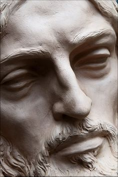 NOTICIAS... SANTIAGO NUEVO Portrait Sculpture, Sculpture Head, Sculpture Art, Statue, Art Style, Art, Jesus Statue, Portrait, Wood Carving Art