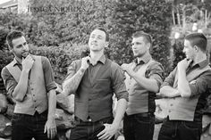 Wedding Photography / Groomsmen / Jessica Nichols Photography