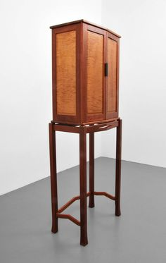 Ralph Jackson Cabinet, One of a Kind   From a unique collection of antique and modern cabinets at https://www.1stdibs.com/furniture/storage-case-pieces/cabinets/