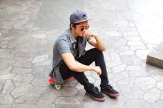 Still Sound (by David Guison) http://lookbook.nu/look/4702527-Still-Sound