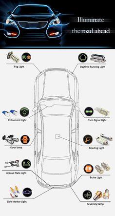 JIAWEN Festoon 41mm 1.5W LED Bulb Car Reading Lamp White 6500K 100lm SMD 3528 - Silver (DC 12V) - Free Shipping - DealExtreme