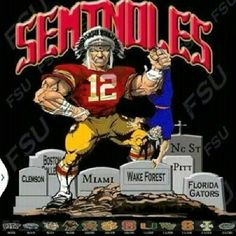 Go Noles ( 2013 schedule ) Florida State Football, Florida State Seminoles, Florida Gators, Happy New Year 2014, Bird Houses Painted, Garnet And Gold, Wake Forest, Clemson, Schedule