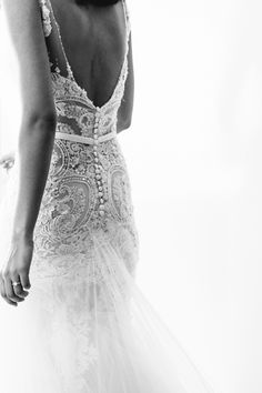 FOR THE DRESS || Sheer ethereal lace photographed by Erin & Tara || NOVELA BRIDE...where the modern romantics play & plan the most stylish weddings... www.novelabride.com @novelabride #jointheclique