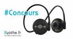 Concours : des écouteurs Bluetooth Avantree Jogger Pro 4.0 à gagner !sur Byothe.fr