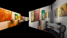 Sala de Arte Nov exposición Nordesia