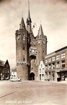 Oude Ansichtkaarten van Zwolle