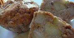 Bezlepkový banana-cake s hruškami Breakfast, Cake, Fit, Morning Coffee, Shape, Kuchen, Torte, Cookies, Cheeseburger Paradise Pie