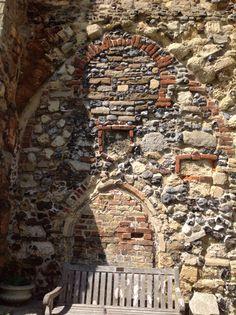 St Peters Church Sandwich Kent. CT13 9BY. UK. Beautiful Stonework.