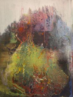 Cape Cod Artist Joe Diggs Abstract Painting #webstercompany #websterartproject
