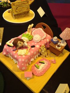 One of our favourite cakes from the Cake International Show in Birmingham. #cakes #baking