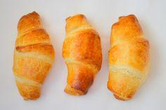 Apple Cinnamon Filled Croissants
