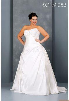 Wedding Dress Veromia S91052 Sonsie