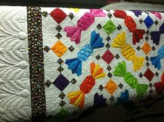 Like the pattern and the quilting