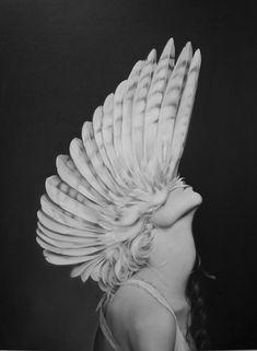 Ascending Athena by Amy Judd Art