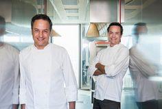 Javier e Sergio Torres   Dos cielos Restaurante – Barcellona