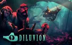 Diluvion Announcement Trailer