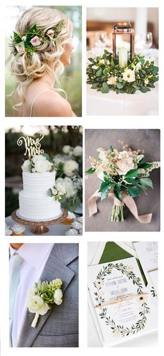 Nunta in culorile anului 2017 - Greenery - Casatoreste-te.ro