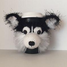 Malamute Cozy - Malamute Lover Gifts - Custom Dog - Dog Lover Gifts - Dog Decor - Dog Mug - Dog Cozy - Pet Mom - Dog Mom - Dog Dad by HookedbyAngel