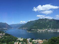 Como Gölü,İtalya