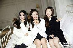 Joy, Irene and Wendy - Red Velvet