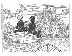 Harry Potter In Poudlard Coloring Page Hellokids Members Love This You Can Choose Other Pages For Kids