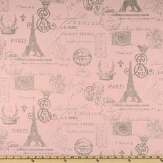 Premier Prints Bella and STORM Twill FRENCH STAMP Fabric 1 Full Yard from The Fabric Dock