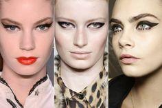 Un otoño de miradas intensas. El 'eye liner' se convierte en el mejor aliado de tus ojos esta temporada #Belleza