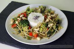 Rezept: Grünes Thai-Curry | Projekt: Gesund leben | Blog über Ernährung, Bewegung und Entspannung