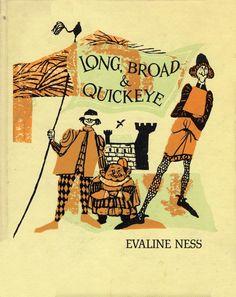Evaline Ness