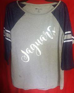 Holloway Juniors 3/4 Sleeve Sparkle Jersey - Foil Design