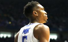 """Kentucky G Malik Monk declares for 2017 NBA draft = Officially add guard Malik Monk to Kentucky's list of one-and-done players. On Tuesday, Monk announced he would declare for the 2017 NBA Draft. The consensus among draft experts says he will be a lottery pick going in the top 10.  """"After taking some time with my family and reflecting on this season, I have decided to….."""