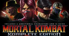 Remix of Mortal Kombat Komplete Edition