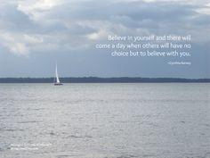 #Believe. #inspirationalquote