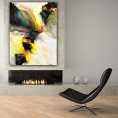 Flat Screen, Resin, Art, Canvas Frame, Art Print, Artworks, Wall Canvas, Printing, Blood Plasma