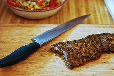 Steak fajita food porn