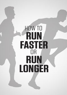 Running programs and tips
