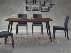 Stół BRANDO w trzech wariantach do wyboru, Signal - Meble