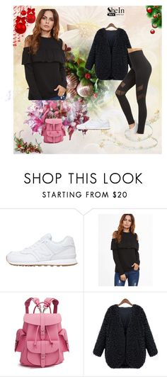 """""""Shein contest"""" by aneto-j ❤ liked on Polyvore featuring New Balance and Grafea"""
