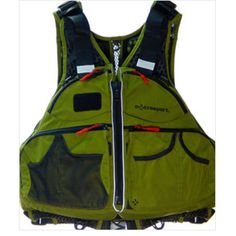 Extasport Eon Angler life jacket. Check it out at our website!
