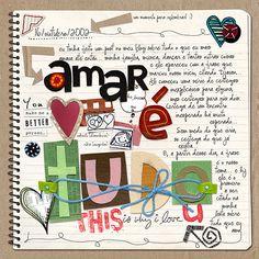 Amar é Tudo by Rubia Padilha