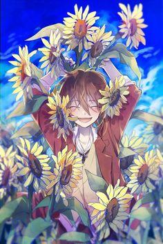 Imagen de chico anime