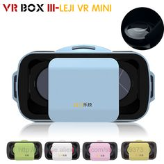 Find More 3D Glasses/ Virtual Reality Glasses Information about VR BOX III 3 LEJIVR Mini Virtual Reality Headset 3D Video Glasses Private Theater for Movies Games 4.5 5.5 inch Mobile Phones,High Quality glasses snowboard,China headset specialized Suppliers, Cheap glasses unlimited from GUANGZHOU CRECASE FLAGSHIP STORE on Aliexpress.com