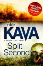 Split Second  By Alex Kava (Kindle) They called him the Collector… Criminal profiler Maggie O'Dell had been instrumental in putting Albert Stucky, the notorious Collector, away. Named for his ritual of collecting VICTIMS before disposing of them in the most heinous ways possible, he's on the loose again. But O'Dell feels she's lost her edge, tortured by the NIGHTMARES and guilt for the ones she couldn't save. As the death toll increases, Maggie becomes the FBI's best hope to hunt this man…